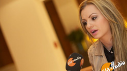 Alexandra Stan's interview with Eldoradio [Video Interview]