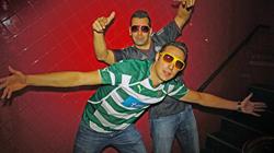 DJ Mikas And DJ Sage Celebrate Debut Release on Black Hole Recordings [News]