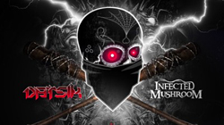"""Datsik & Infected Mushroom: """"Evilution"""" (ft. Jonathan Davis) Video & Single Out Now! [News]"""