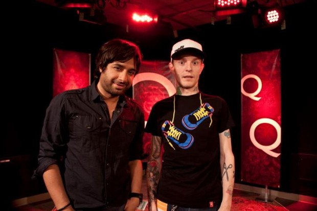 "deadmau5's in depth interview with CBC ""Q with Jian Ghomeshi"" [Video Interview]"