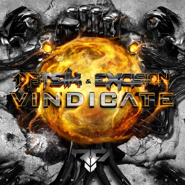 """DATSIK & EXSCISION Unite For """"Vindicate"""" Out January 8 / New DATSIK EP 'Cold Blooded' Due January 22"""