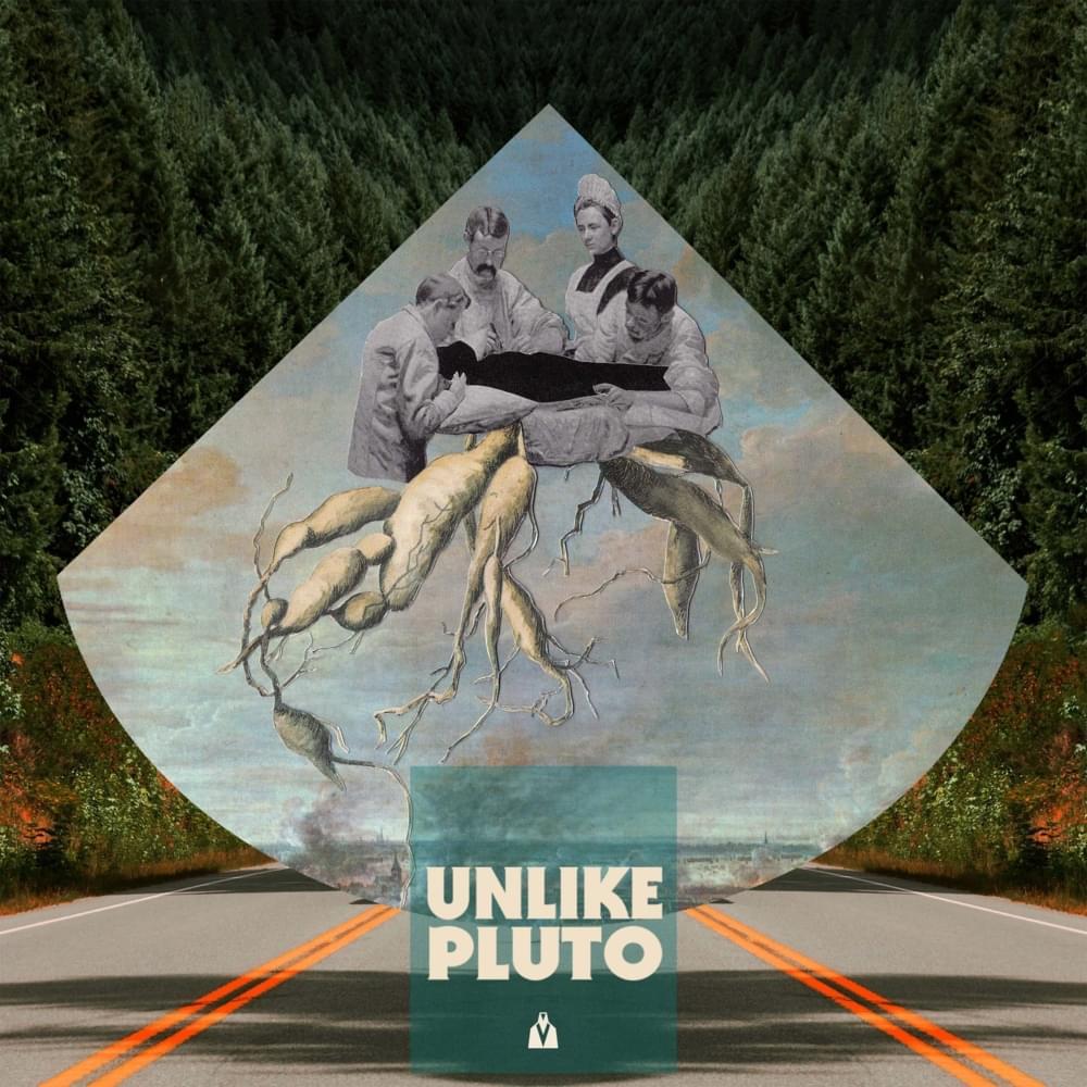 Artwork for 'Fake Smiles Real Memories' by Unlike Pluto