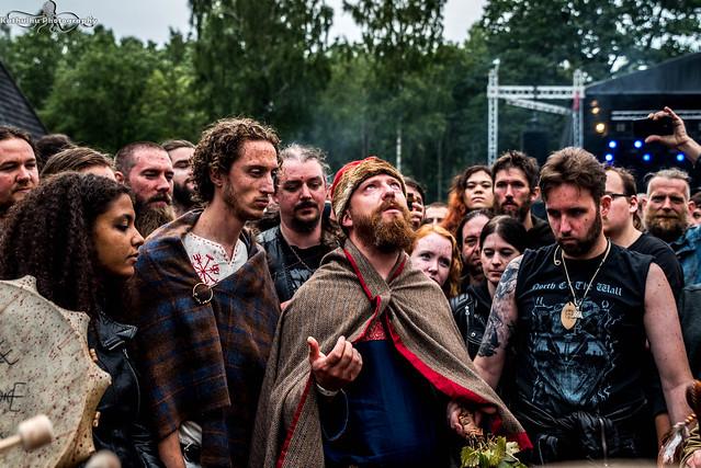 Midgardsblot - Day 1 (w/ Mork, Abyssic, Bergtatt) @ Midgard Vikingsenter (Horten, Norway) on August 16, 2018