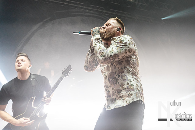 Architects (w/ Thy Art Is Murder, While She Sleeps) at The Palladium (Worcester, MA) on May 20, 2019