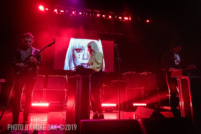 Chromatics (w/ Desire, In Mirrors, Tess Roby) at Danforth Music Hall (Toronto, ON) on May 27, 2019