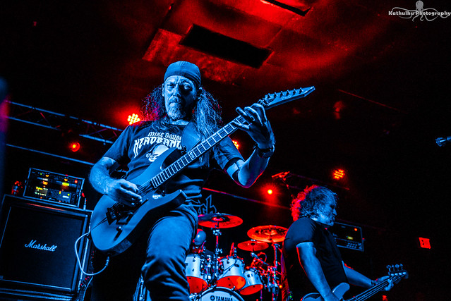 Sacred Reich (w/ Vio-lence, Excel, Sworn Enemy, Yidhra) at Club Red (Mesa, AZ) on June 1, 2019