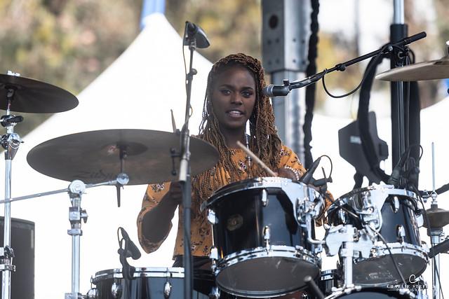 Southern Avenue at Doheny Blues Festival (Dana Point, CA) on May 19, 2019