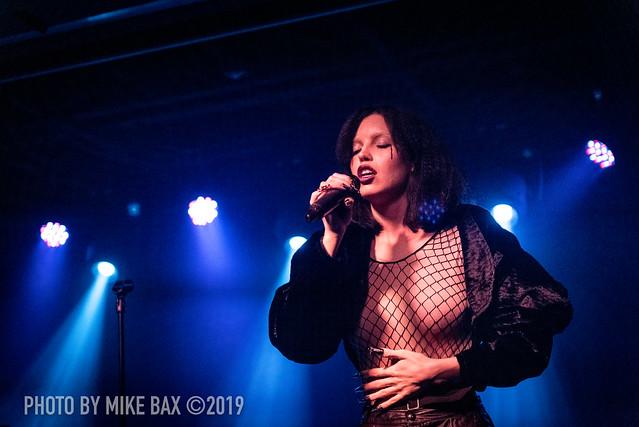 laye at Drake Underground (Toronto, ON) on June 24, 2019