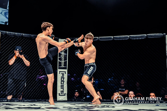 Almighty Fighting Championship 13 @ York Barbican (York, UK) on July 6, 2019