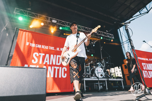Sad Summer Festival (w/ State Champs, Mayday Parade, The Maine, and more) at The Palladium Outdoors (Worcester, MA) on July 14, 2019