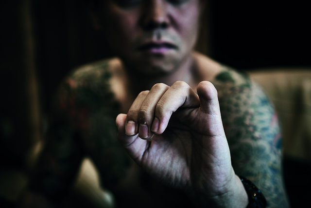 Get Under the Skin of the YAKUZA: Photojournalist and Author ANDREAS JOHANSSON Discusses His New Book 'Yakuza Tattoo'
