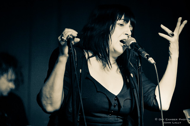 Lydia Lunch Verbal Burlesque at Crack Fox (St. Louis, MO) on July 14, 2019