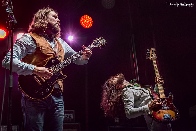 WTFest (The Sheepdogs, USS, The Beaches, Ascot Royals, Bonds of Mara) at Lions Park (Brantford, ON) on July 27, 2019