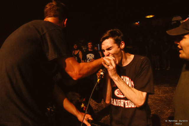 Pure Noise Tour (w/ Stick To Your Guns, Counterparts, Terror, Sanction, Year of The Knife) at Opera House (Toronto, ON) on July 27, 2019