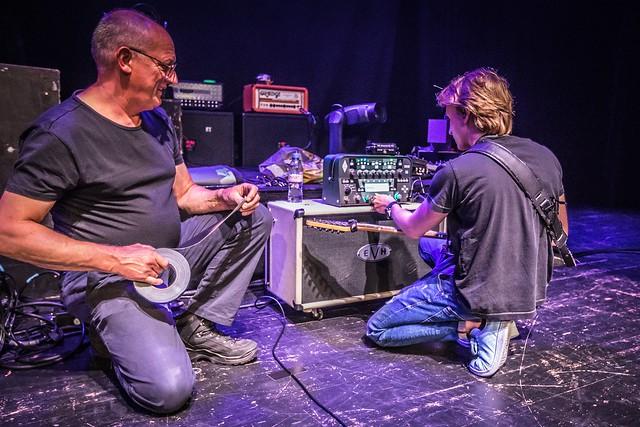 Geared Up: THE LAST ELEMENT Guitarist NOAH GRIM Discusses His Kemper Profiler and PRS Guitar