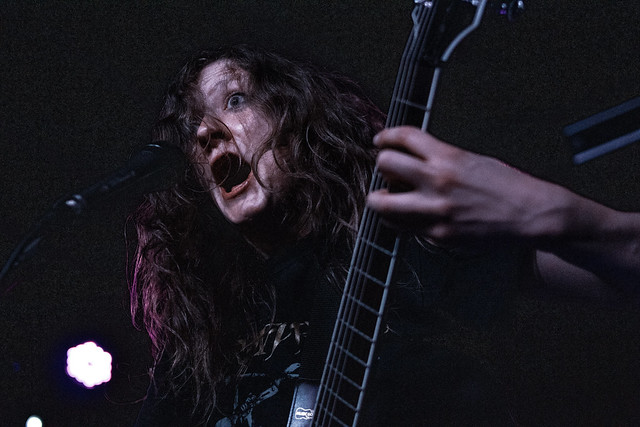 Dreadnought (w/ Existem and Gravelord) at The Riot Room (Kansas City, MO) on July 7, 2019