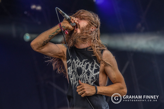 Bloodstock Open Air @ Catton Hall (Derby, UK) on August 9, 2019