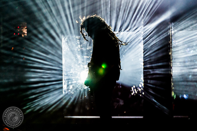 Korn and Alice In Chains (w/ H09909, Underoath) at Budweiser Stage (Toronto, ON) on August 14, 2019