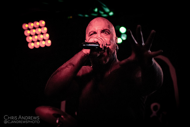 Jonestown (w/ In Fear They Follow, Deference, and Ariandelle) at The Hope & Ruin (Brighton, UK) on August 25, 2019