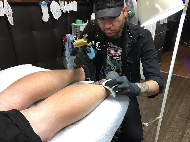 Tattoo Talk: REAL SICKIES' TODD ROCKET Talks About His Classic Set of Tattoos, Including His Star Wars-Inspired Ink
