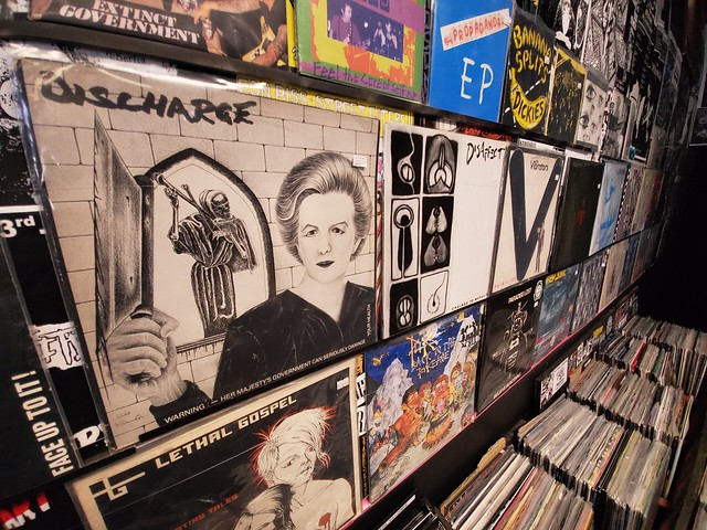 Vinyl Variety: VITRIOL's KYLE RASMUSSEN Lists Portland, OR's Top Metal-Flavoured Record Stores