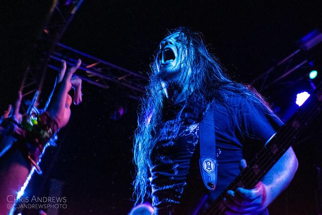 Nile (w/ Hate Eternal, Vitriol) at The Dome, Tufnell Park (London, UK) on September 26, 2019