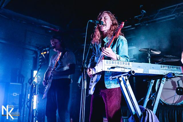 flor @ Brighton Music Hall (Boston, MA) on September 22, 2019