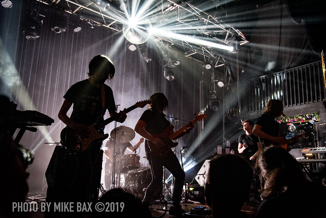 God Is An Astronaut at The Opera House (Toronto, Ontario) on September 27, 2019