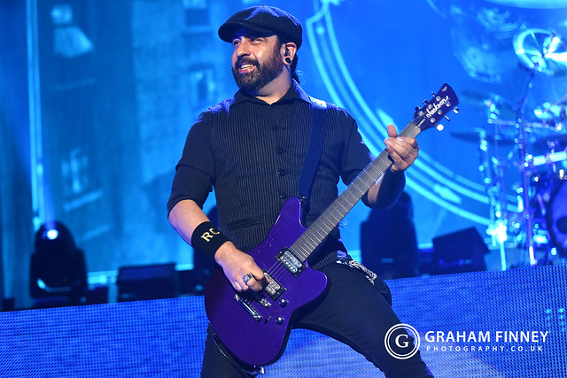 Volbeat @ O2 Apollo (Manchester, UK) on October 1, 2019