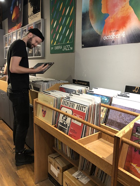 Vinyl Variety: Alt-Rockers THE ROYAL FOUNDRY Explore Edmonton's Best Vinyl Stores