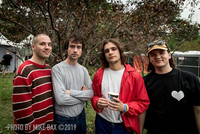White Reaper at Riot Fest (Chicago, Illinois) on September 15, 2019