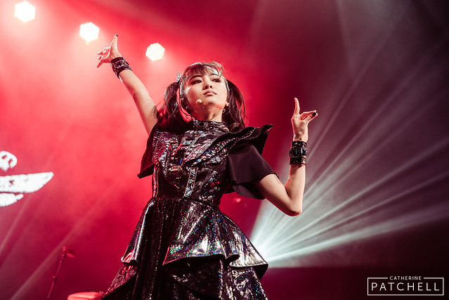 BABYMETAL (w/ Avatar) at The Warfield (San Francisco, California) on October 4, 2019