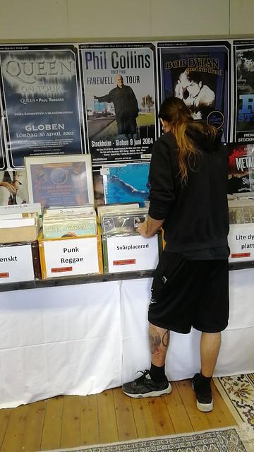 Vinyl Variety: Swedish Death Metallers ENTOMBED A.D. Enshrine Their Favourite Swedish Vinyl Shops