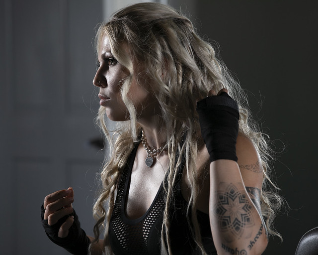 Pumping Metal: KOBRA AND THE LOTUS Vocalist Kobra Paige Discusses Her Varied and Intensive Workout Routine
