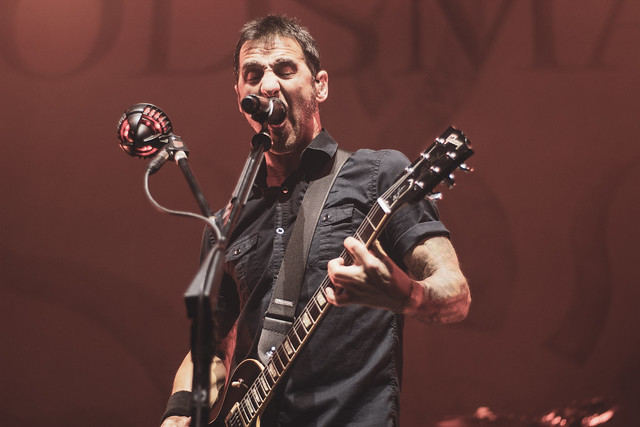 Freakers Ball - Godsmack (w/ Halestorm, Monster Truck) at Silverstein Eye Center Arena (Kansas City, Missouri) on October 19, 2019