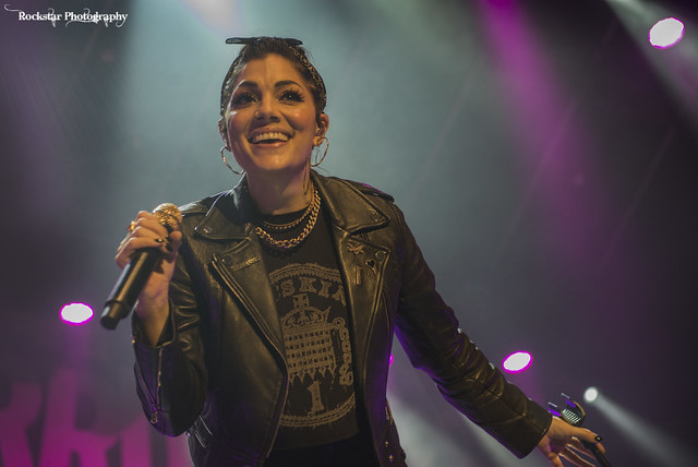 The Interrupters (w/ Skinny Lister, Sharp Shock) at Rebel on October 30, 2019