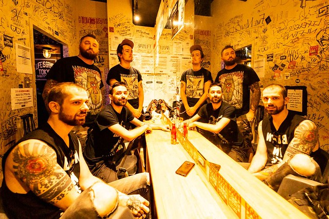 Guest Blog: French Punkers BARE TEETH Give a Glimpse Behind the Veneers on Their 2019 Asian Tour