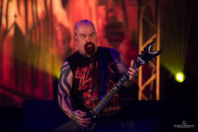 Slayer (w/ Primus, Ministry, Philip H. Anselmo & The Illegals) at The Forum (Los Angeles, California) on November 30, 2019