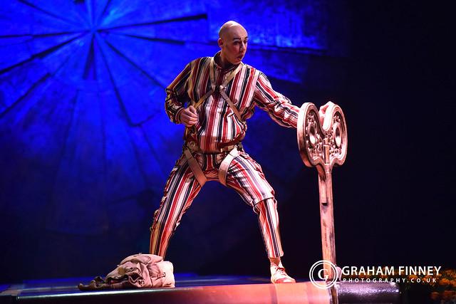 Cirque Du Soleil Luzia @ Royal Albert Hall (London, UK) on January 11, 2020