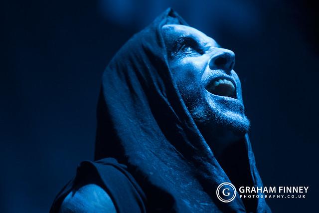 Slipknot (w/Behemoth) @ Utilita Arena (Newcastle, UK) on January 17, 2020