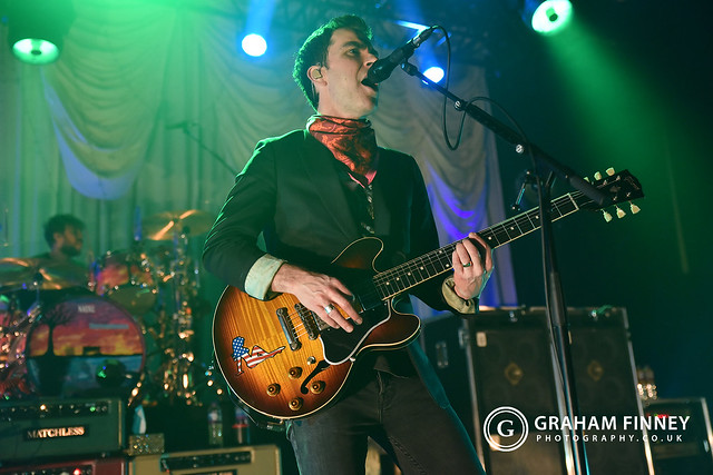 Stereophonics (w/Nadia Sheikh) @ Mountford Hall (Liverpool, UK) on January 18, 2020