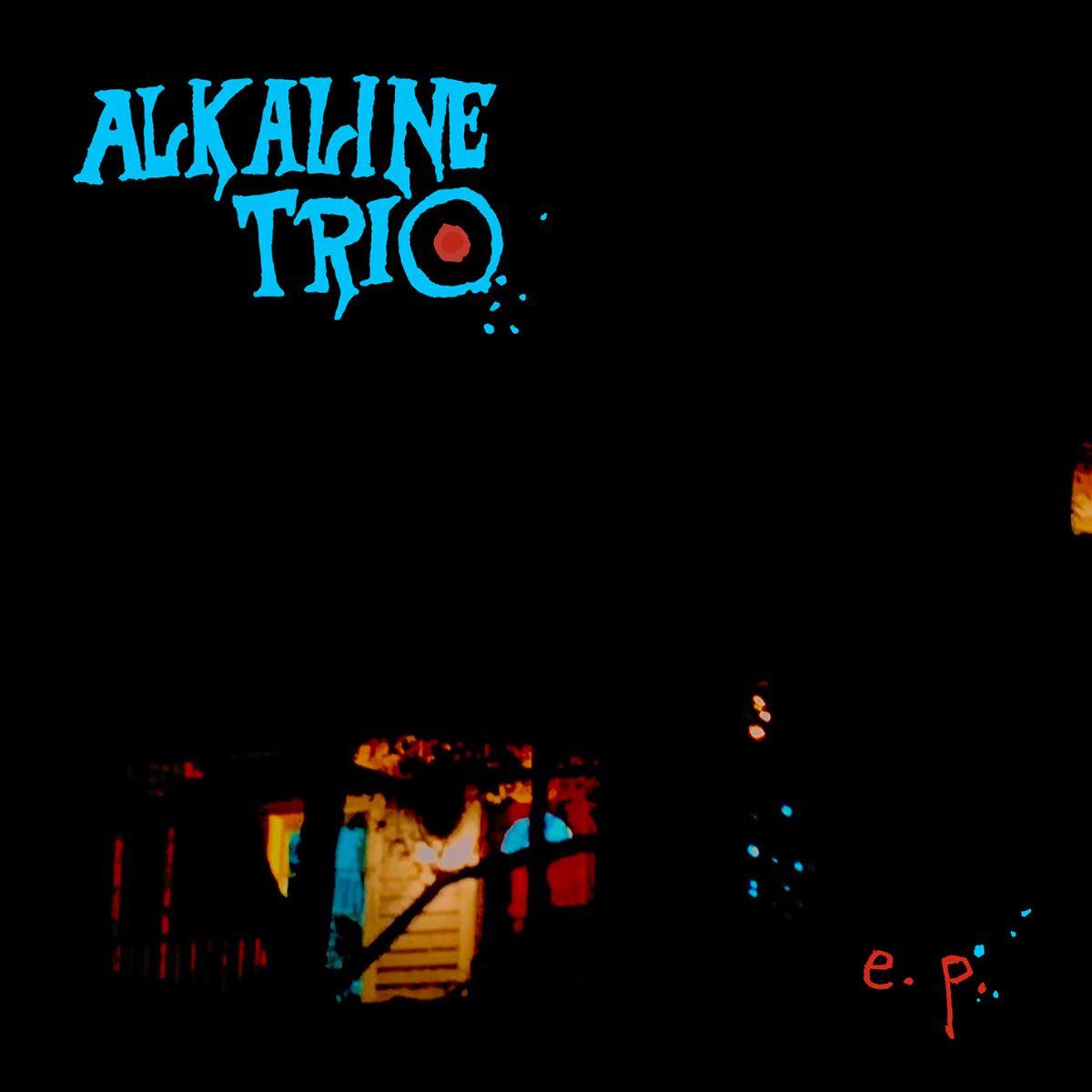 Alkaline Trio E.P. artwork