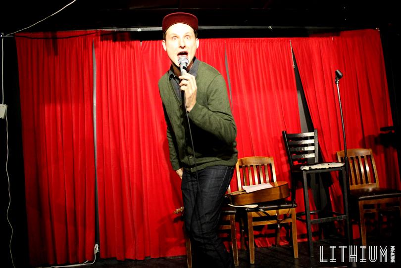 Corktown Comedian