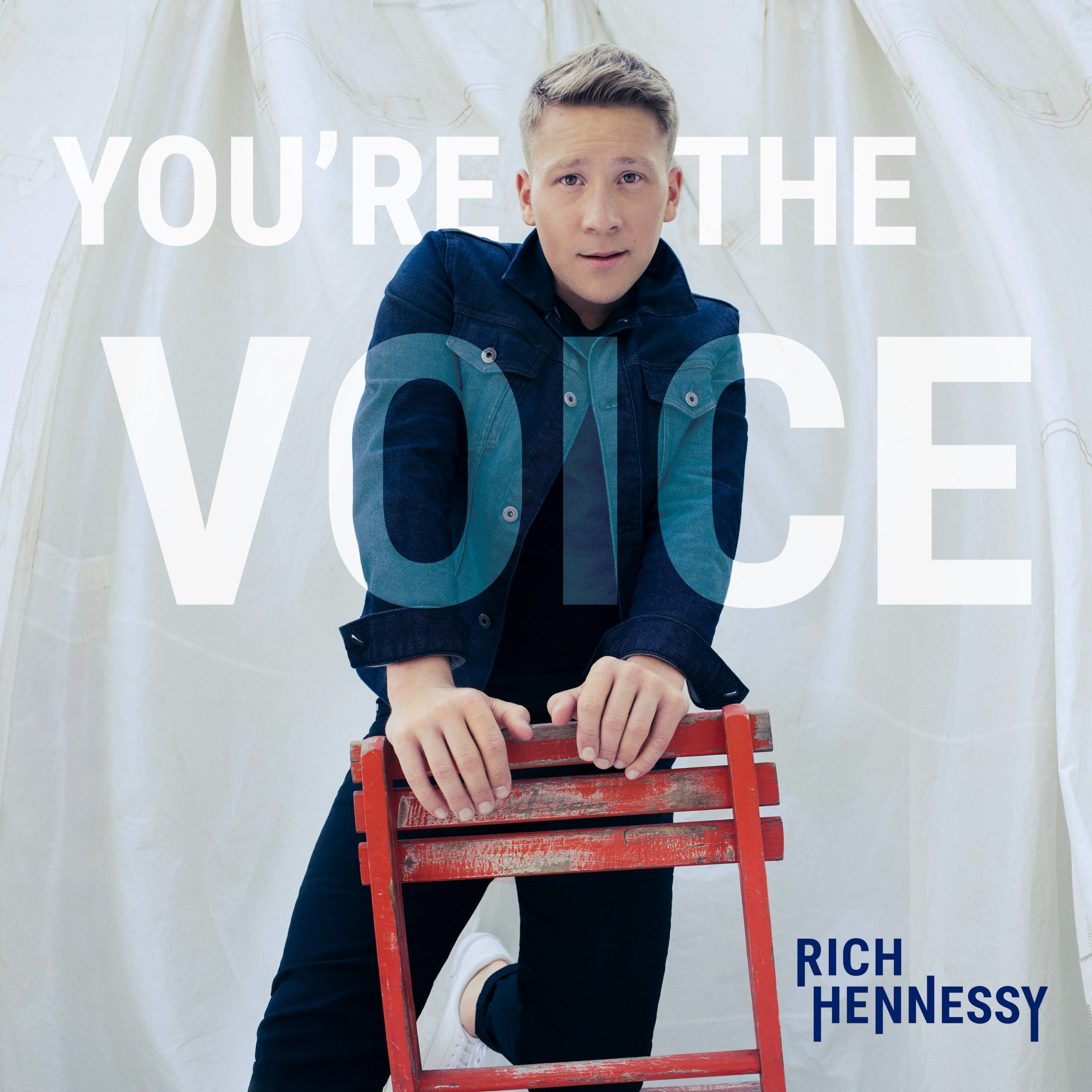 """Rich Hennessy Puts Out a Call to Action with His """"You're The Voice"""" Video [Premiere]"""