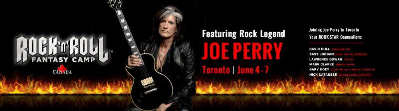 Rock Camp Canada- Toronto